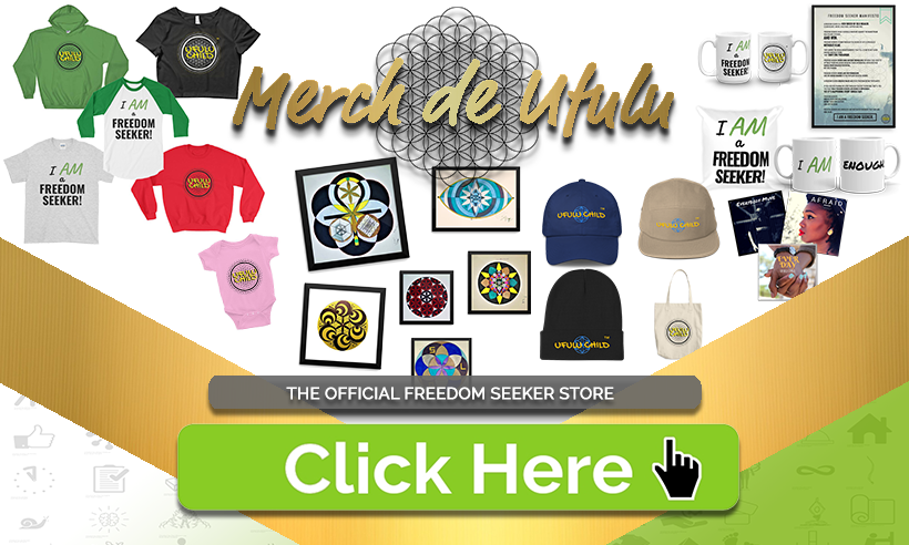 Merch de Ufulu - the Official Freedom Seeker Store